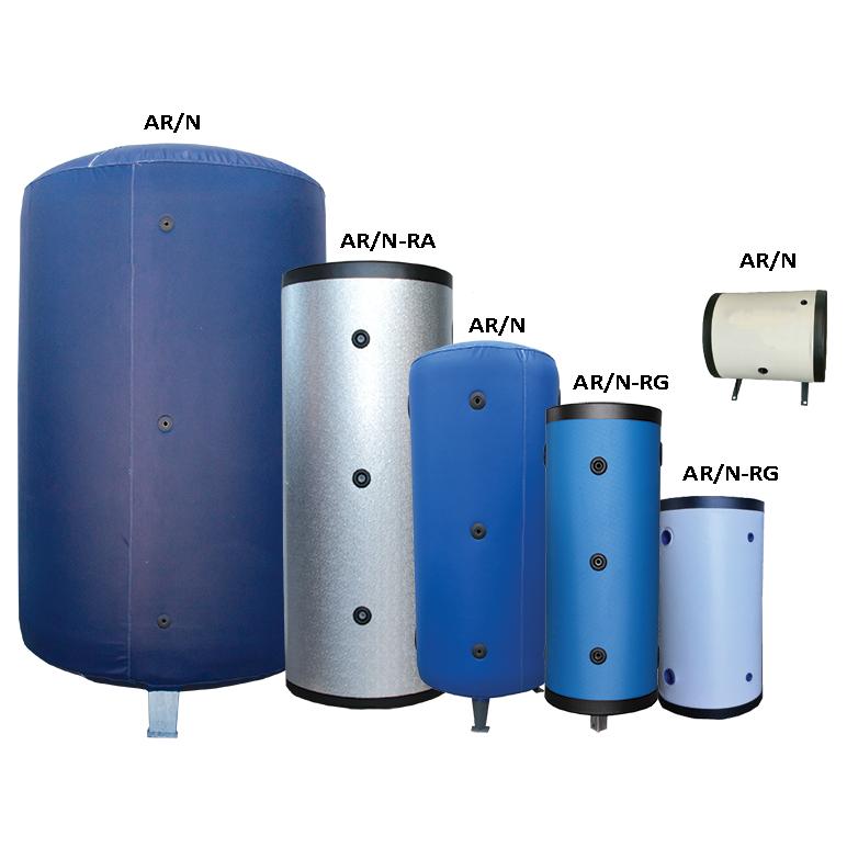 AR/N - Condizionamento pompe di calore