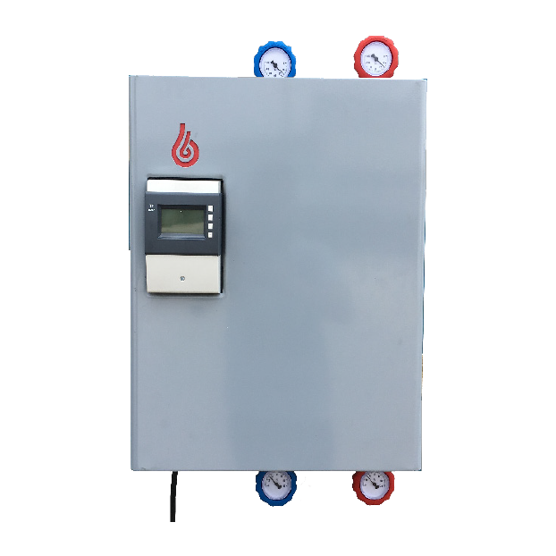 PRAS - Indirect domestic hot water production