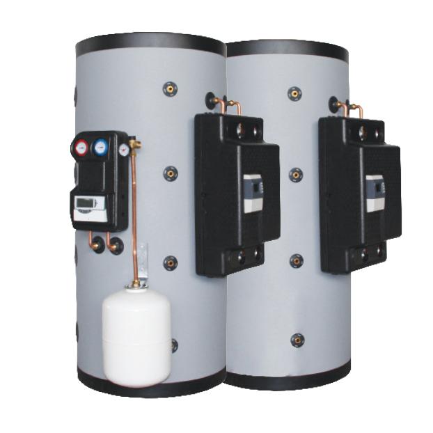 PTW-PTW/S - Acqua calda tecnica
