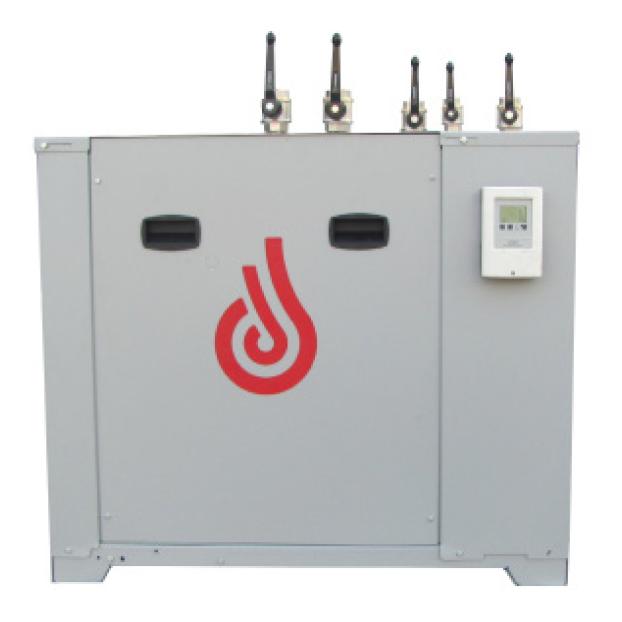 MAS - Produzione acqua calda sanitaria indiretta