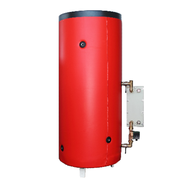 SQA/P - Indirect domestic hot water production