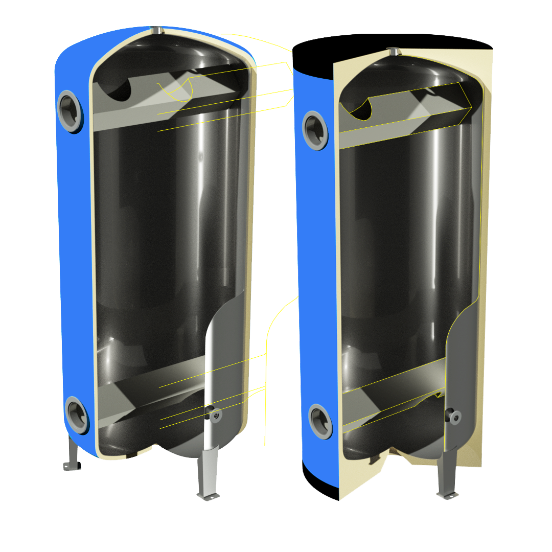 AR/N-F2 - Condizionamento pompe di calore